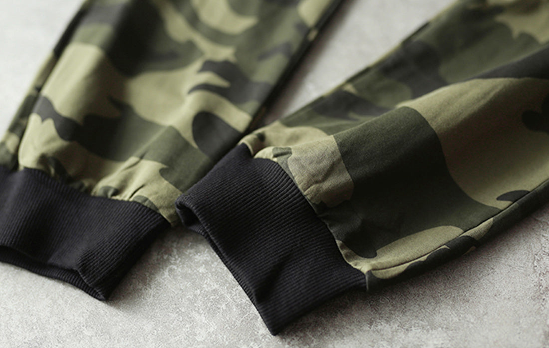 Camouflage Carnival Cotton Co-Ords Details 4