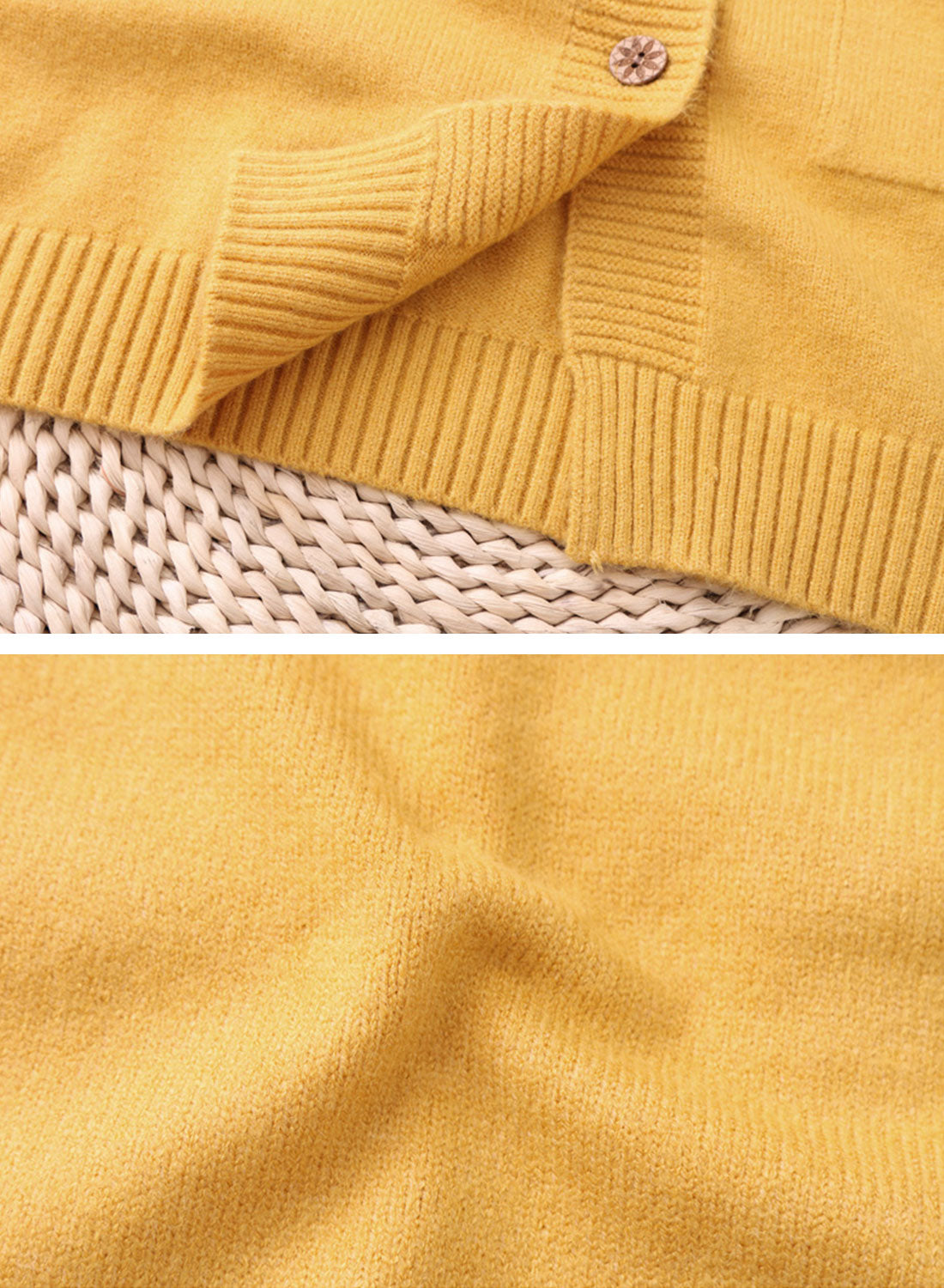 Fozy Little Thing Cardigan Sweater Details  4
