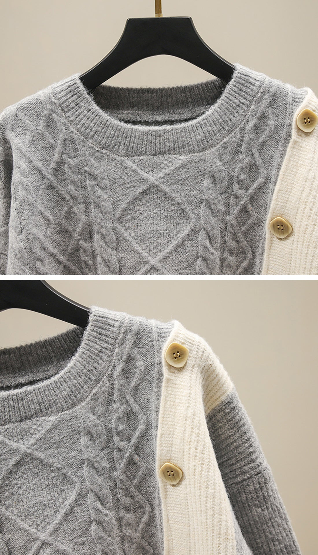 Morning Air Sweaters Details 4