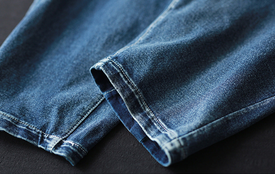 Into The Night Denim Cotton Co-Ords Details 4
