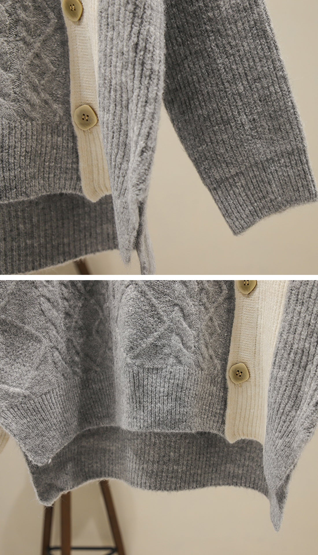 Morning Air Sweaters Details 5