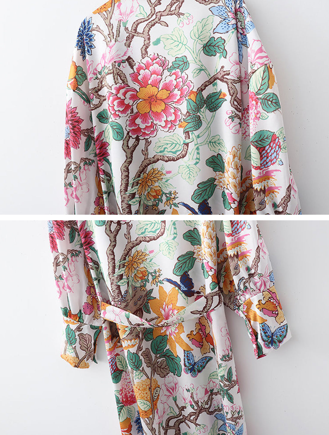 Forever With You Kimono Robe Details 5