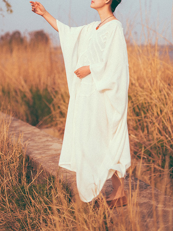 Cloudstorm Kaftan Dress
