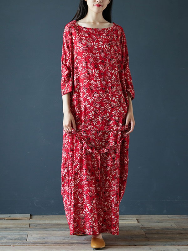 Novel Citizen Maxi Dress