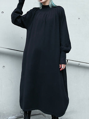 Dark Florida Maxi Dress