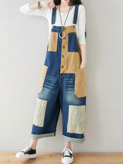 Nature of Life Dungarees