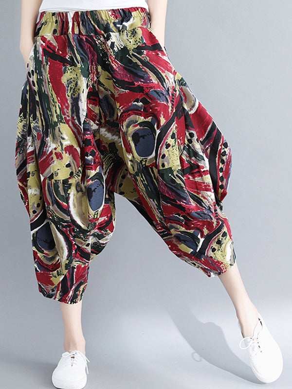 Cyclone Harem Pants