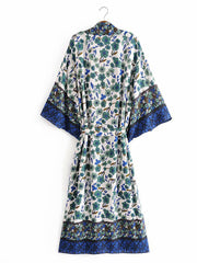 Comfortable Feelings Gown Kimono Robe