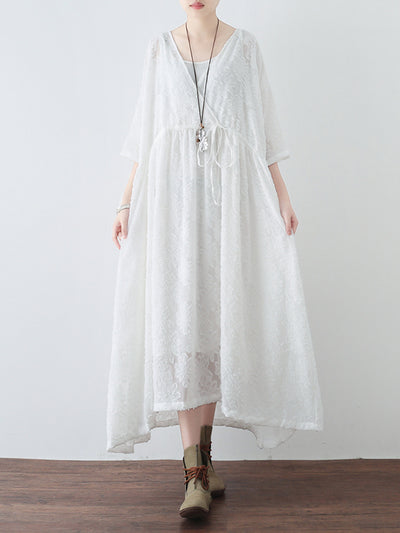 You Are Cool Plus Size Smock Dress