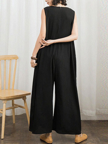Eccentric Burning  Jumpsuit