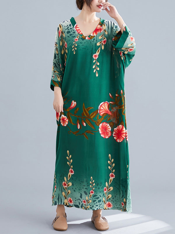 Ready to Bloom Maxi Dress