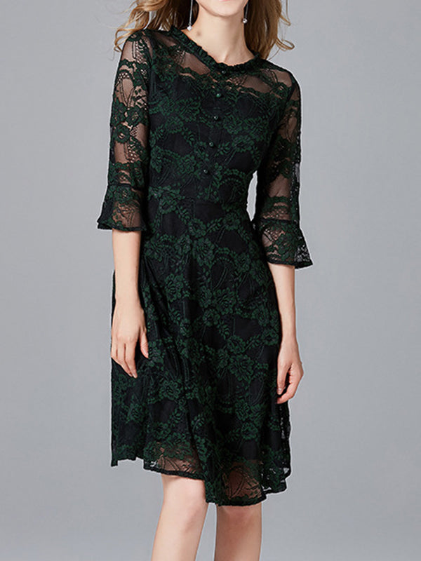 Barbi Lace Dress