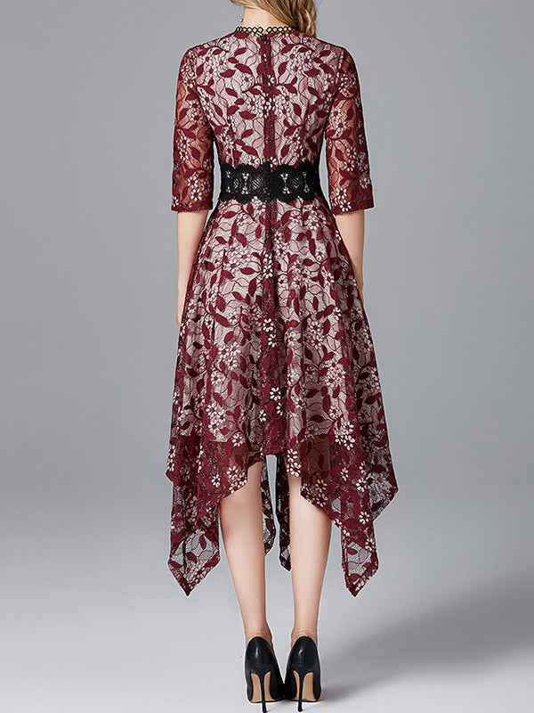 United Queen Lace Dress