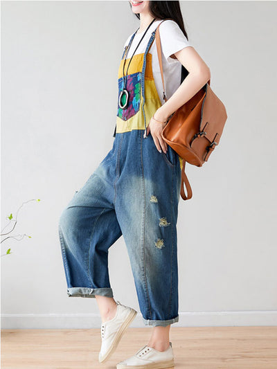 The Savannah Overall Dungarees