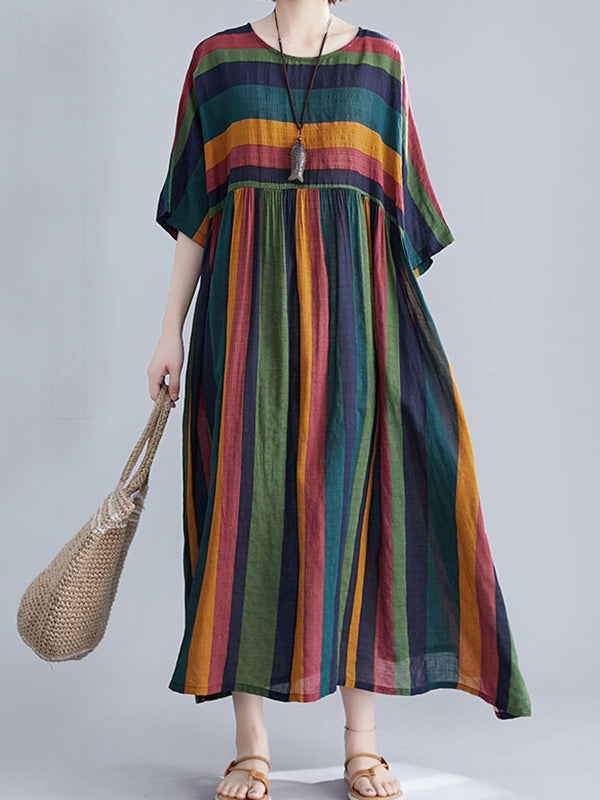 Make the Connection Smock Dress