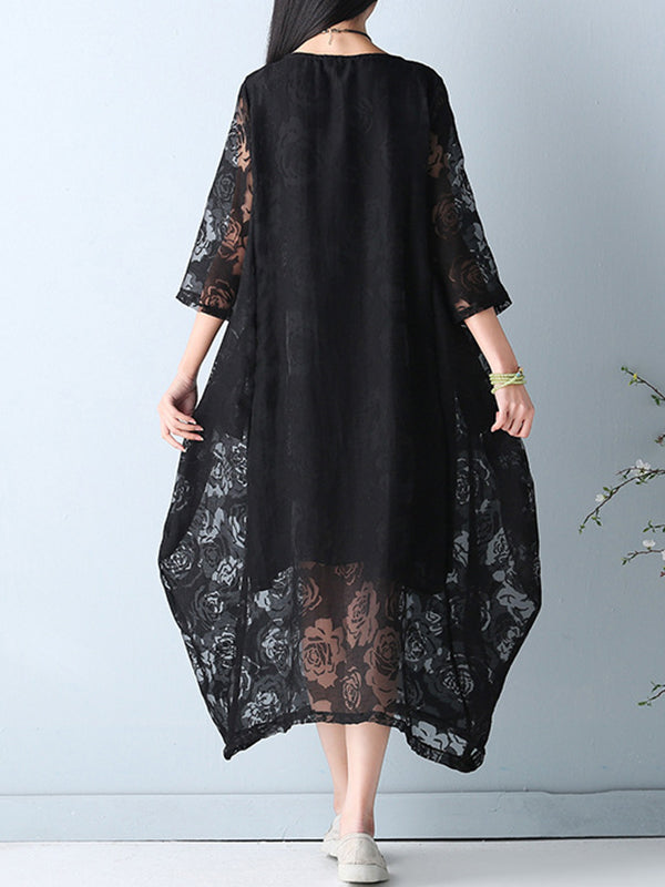 Fairyland A-Line Lace Dress