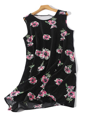Taking it easy floral Print Tank Top
