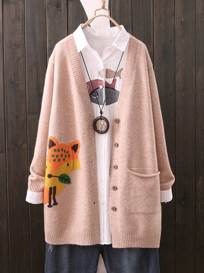 Fozy Little Thing Cardigan Sweater