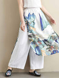 Stay Elegant Wide Leg Pants