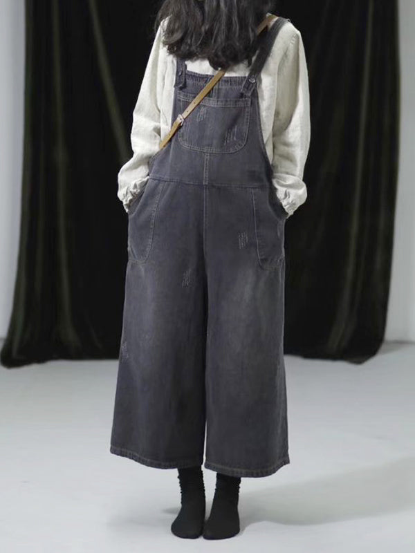 Abigail Cotton Vintage Overall Dungarees