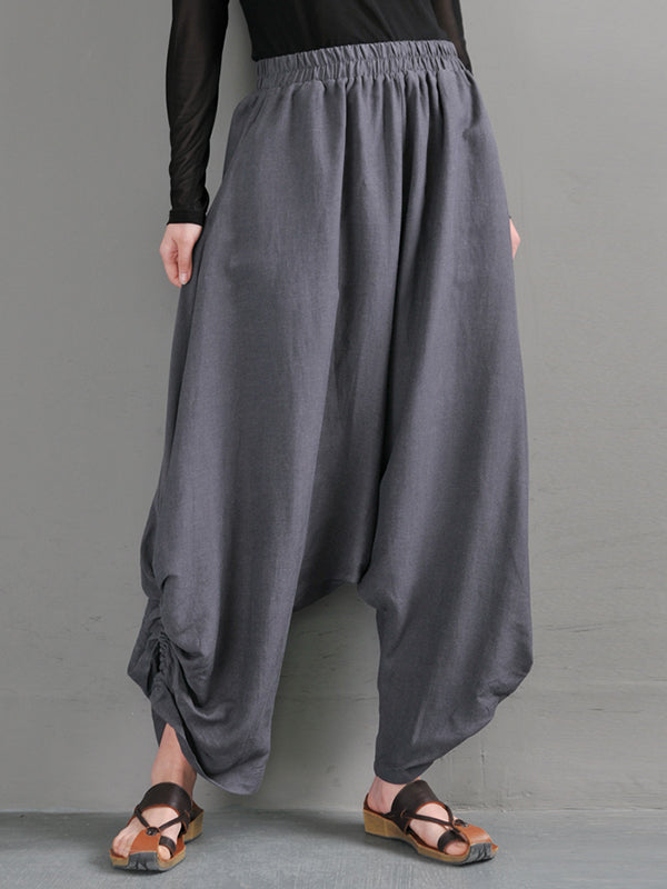 Joan Folding Harem Pants