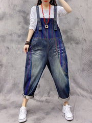 Beyond Words Cotton Overalls Dungarees