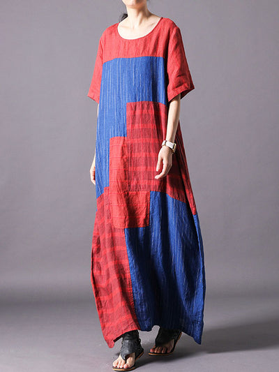 It's an Inspired Taste Maxi Dress