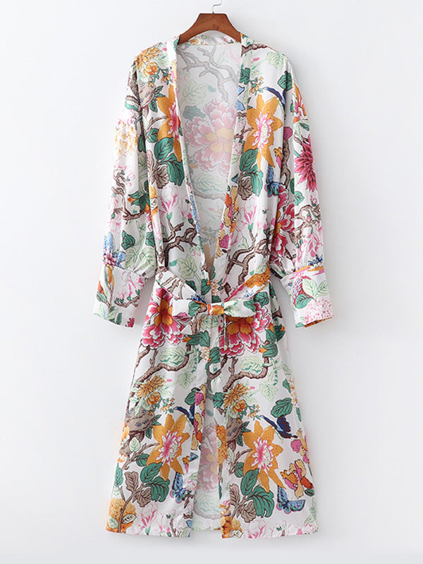 Forever With You Kimono Robe