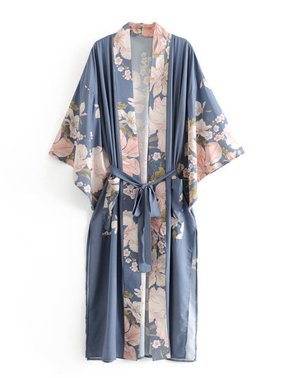 Blue Lagoon Gown Robe