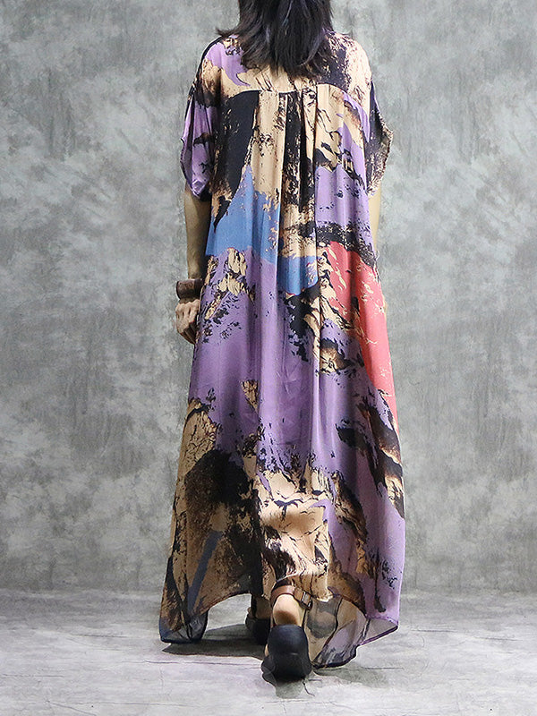 Global Intentions Maxi Dress