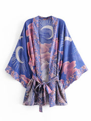 Some good memories Kimono Robe