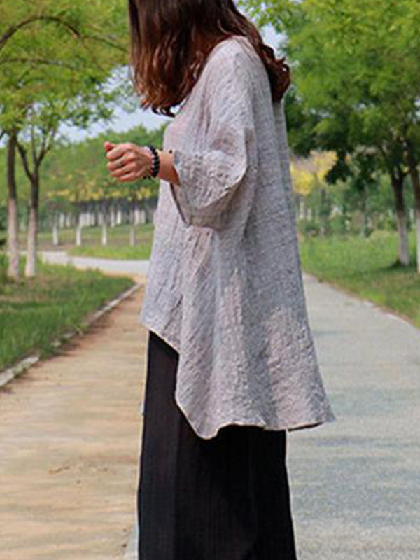 Angel Side Tunic Top