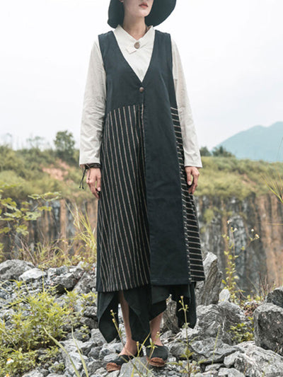 Genuine Self Sleeveless Coat