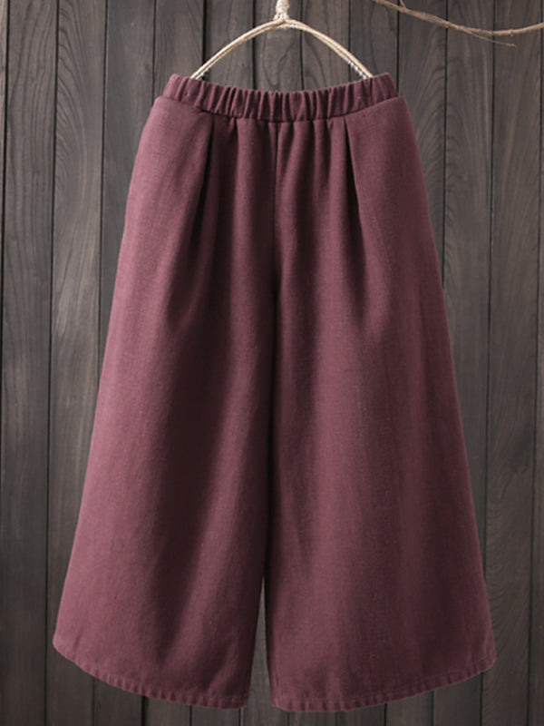 Dark Riders Wide Leg Pants