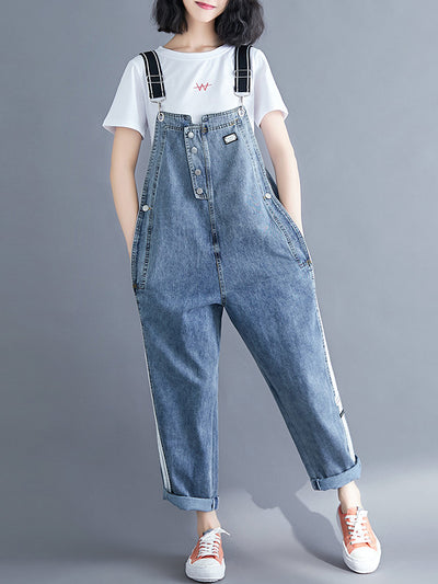 Marvel the Masses Overalls Dungaree