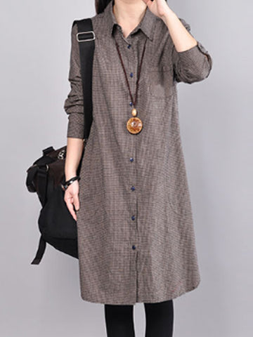Limitless Love Shirt Dress