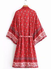 Love Me Like You Do Gown Kimono Robe
