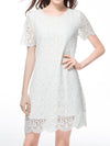 Mace Lace Dress