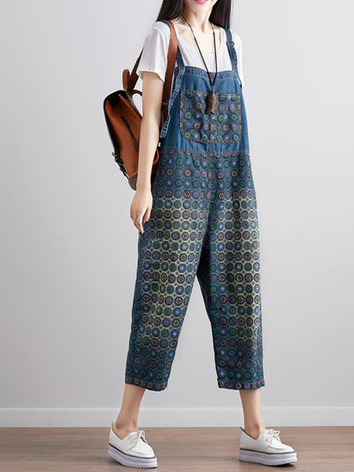 Arabesque Overall Dungarees