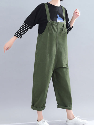 Instantly Easygoing Overalls Dungarees