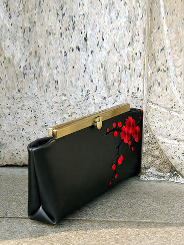 Fall love Clutch