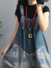 Only One Life Overall Dungarees