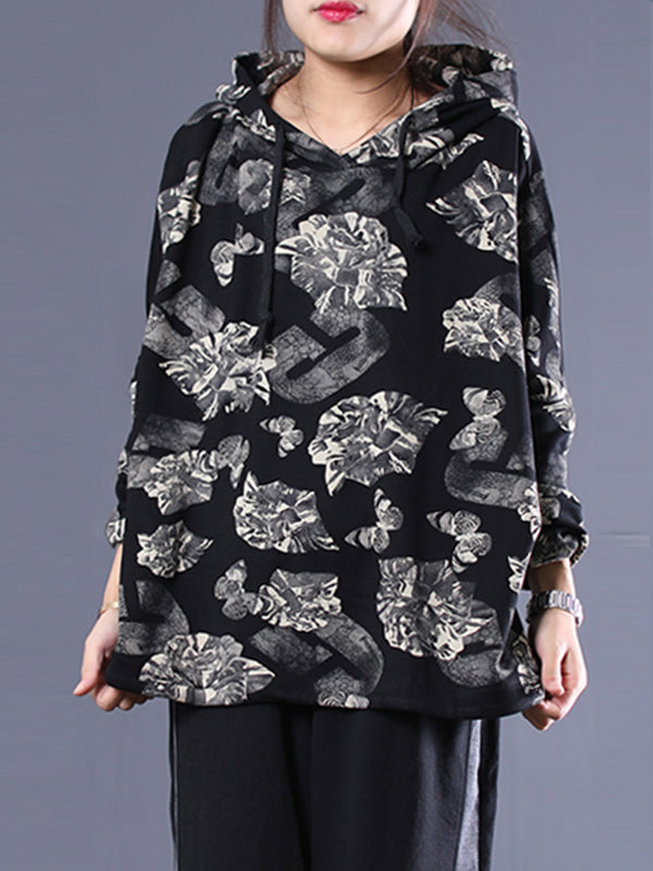 Lucinda Vintage Printed Tunic Top