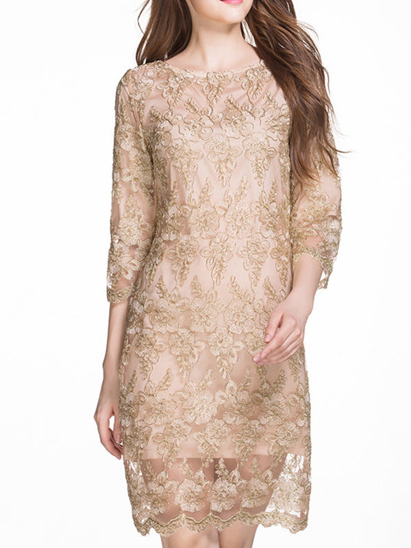 Amour Delight Lace Dress