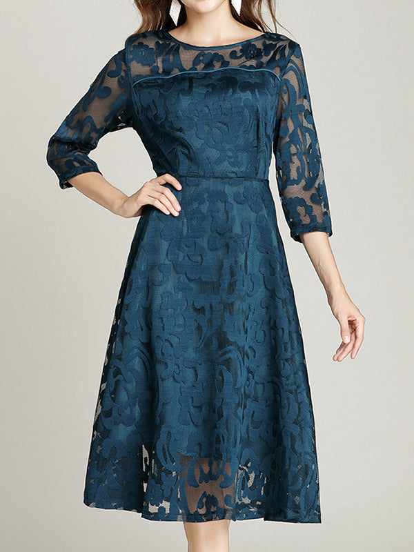 Italiano Lace Dress