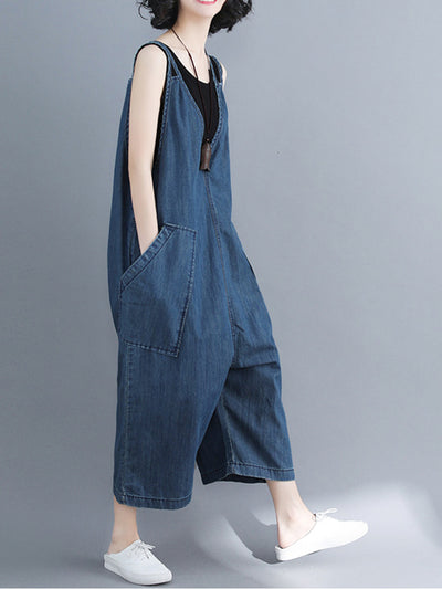 Weekend Saga Overall Dungarees