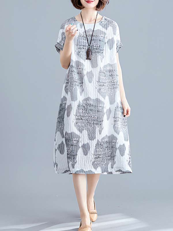 Dynamic Dreamer Midi Dress