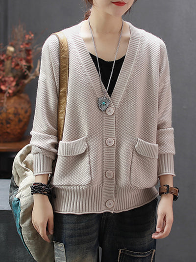 Thread Ahead Cardigan Sweater