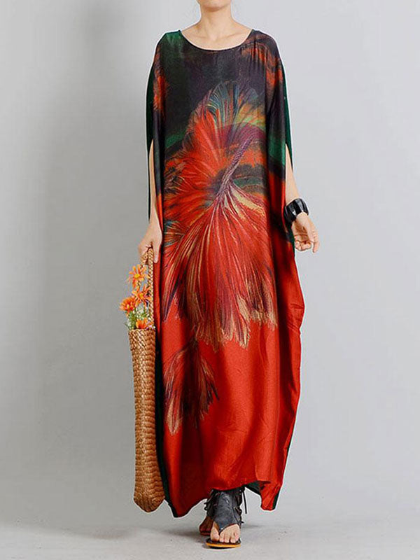 Arabeque Kaftan Dress