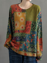 Beautiful Eye Soul Sweater Top